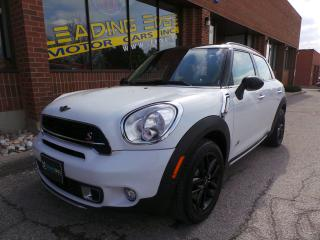 Used 2016 MINI Cooper Countryman Cooper S Leather, Panoramic Sunroof, Heated Seats for sale in Woodbridge, ON