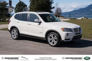 Used 2014 BMW X3 xDrive35i SALE ON NOW! for sale in Vancouver, BC