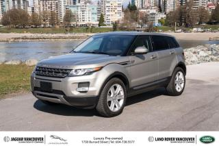 Used 2014 Land Rover Evoque Pure Plus *Navigation & Bluetooth! for sale in Vancouver, BC