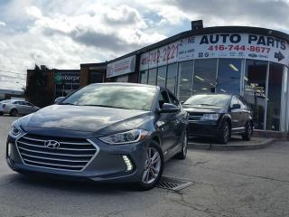 Used 2017 Hyundai Elantra GLS for sale in Etobicoke, ON