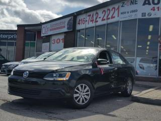 Used 2014 Volkswagen Jetta comfortline for sale in Etobicoke, ON