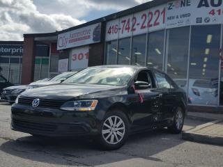 Used 2014 Volkswagen Jetta comfortline for sale in Etobicoke, ON