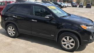 Used 2011 Kia Sorento LX with 3rd Row Seats for sale in Barrie, ON