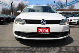 Used 2014 Volkswagen Jetta COMFORTLINE SUNROOF HEATED SEATS ACCIDENT FREE for sale in Brampton, ON