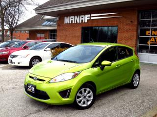 Used 2011 Ford Fiesta SE BlueTooth Automatic Mint Cond for sale in Concord, ON