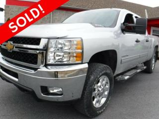 Used 2012 Chevrolet Silverado 1500 LT for sale in Cornwall, ON