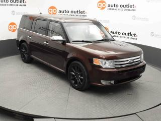 Used 2009 Ford Flex limited for sale in Red Deer, AB