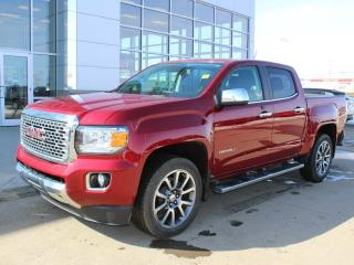 Used 2017 GMC Canyon DNLI for sale in Peace River, AB