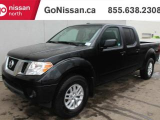 Used 2017 Nissan Frontier SV: CREW CAR, 4X4, LOW KMS! for sale in Edmonton, AB
