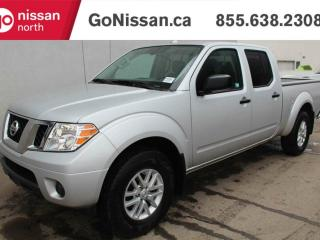 Used 2017 Nissan Frontier SV 4X4 CREW CAB for sale in Edmonton, AB