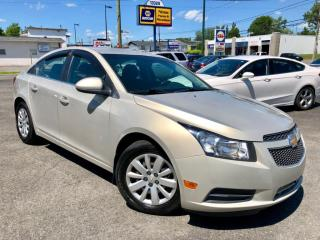 Used 2011 Chevrolet Cruze LT Turbo 1SA for sale in Québec, QC
