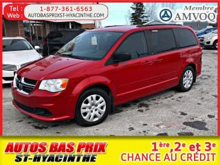 Used 2013 Dodge Grand Caravan SXT for sale in St-Hyacinthe, QC