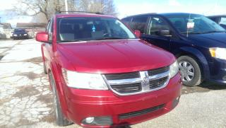 Used 2009 Dodge Journey SXT for sale in Cambridge, ON