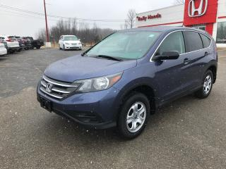 Used 2014 Honda CR-V LX for sale in Smiths Falls, ON