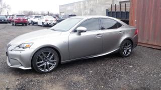 Used 2015 Lexus IS 350 F SPORT 2 EXECUTIVE for sale in Toronto, ON