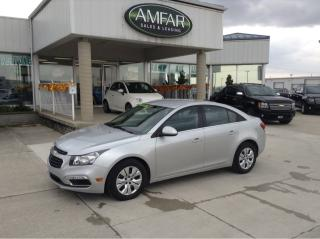 Used 2016 Chevrolet Cruze LT / REMOTE STARTER / NO PAYMENTS FOR 6 MONTHS !! for sale in Tilbury, ON