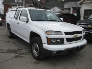 Used 2012 Chevrolet Colorado LT w/1SD 2.9L 4cyl Ext Cab 2WD AC Service Cap for sale in Ottawa, ON