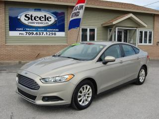Used 2015 Ford Fusion S for sale in Corner Brook, NL