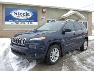 Used 2015 Jeep Cherokee North for sale in Corner Brook, NL