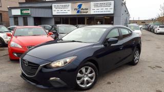 Used 2015 Mazda MAZDA3 GX for sale in Etobicoke, ON