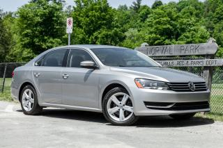 Used 2014 Volkswagen Passat COMFORTLINE    LEATHER/SUNROOF for sale in Norval, ON