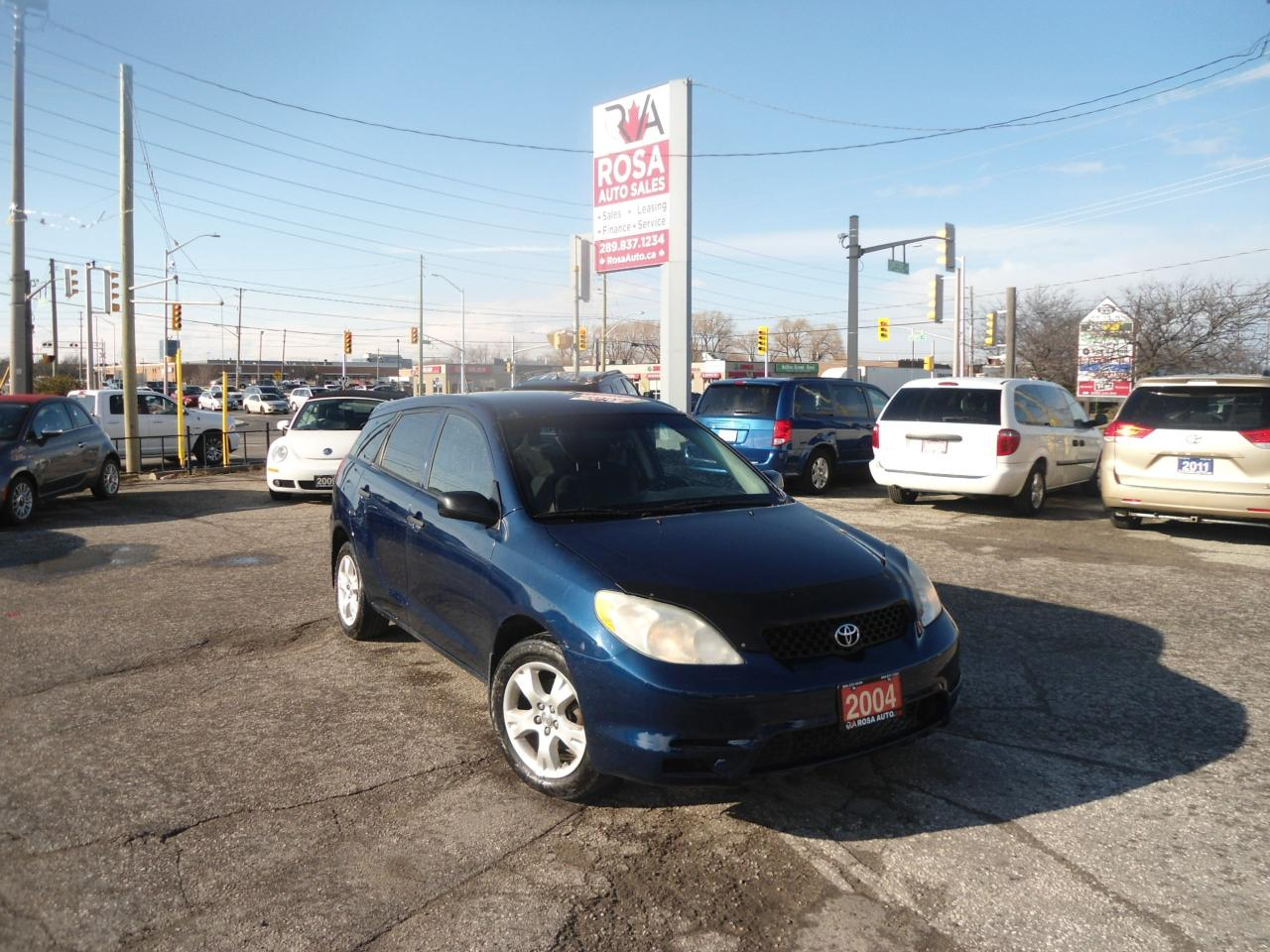2004 Toyota Matrix