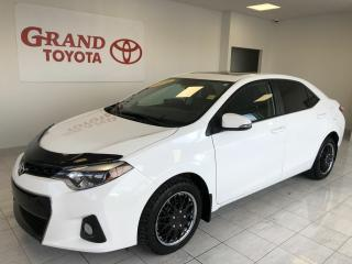 Used 2016 Toyota Corolla S for sale in Grand Falls-windsor, NL
