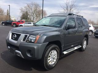 Used 2015 Nissan XTERRA 4WD * POWER GROUP * LOW KM for sale in London, ON