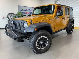 Used 2014 Jeep Wrangler for sale in London, ON