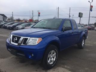 Used 2013 Nissan FRONTIER SV * 4WD * EXTENDED CAB * REAR CAM for sale in London, ON