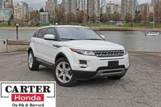 Used 2013 Land Rover Evoque Pure *Plus pkg Leather *AWD for sale in Vancouver, BC
