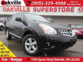 Used 2013 Nissan Rogue SE | SUNROOF | CRUISE | B/U SENSORS for sale in Oakville, ON
