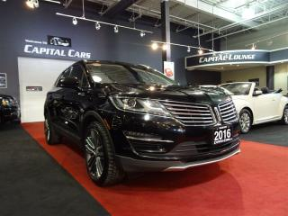 Used 2016 Lincoln MKC RESERVE / NAVIGATION / BACK UP CAMERA for sale in North York, ON