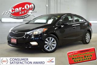 Used 2016 Kia Forte 2.0L EX AUTO HTD SEATS REAR CAM ONLY 25,000 KM for sale in Ottawa, ON