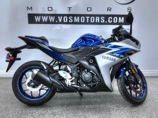 Used 2015 Yamaha YZF R3 - No Payments for 1 Year** for sale in Concord, ON