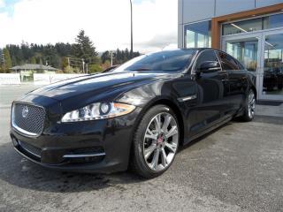 Used 2014 Jaguar XJ XJL 3.0L AWD Portfolio for sale in North Vancouver, BC