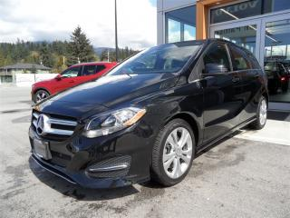 Used 2015 Mercedes-Benz B-Class 250 AWD / Premium + Versatility Packages for sale in North Vancouver, BC
