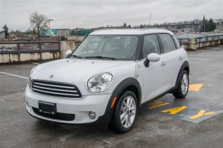 Used 2013 MINI Cooper Countryman Clean Loaded, Heated Seats, Langley for sale in Langley, BC