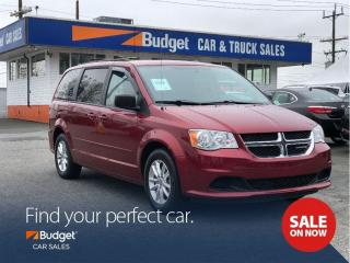 Used 2014 Dodge Grand Caravan Entertainment System, Bluetooth, Super Clean for sale in Vancouver, BC