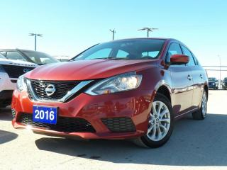 Used 2016 Nissan Sentra SV 1.8L 4CYL for sale in Midland, ON