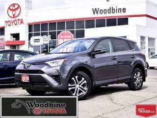 Used 2016 Toyota RAV4 LE! AWD, BACK UP CAMERA! BLUETOOTH! for sale in Etobicoke, ON