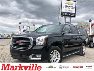 Used 2018 GMC Yukon XL SLE-LEATHER- GM CERTIFIED PRE-OWNED for sale in Markham, ON