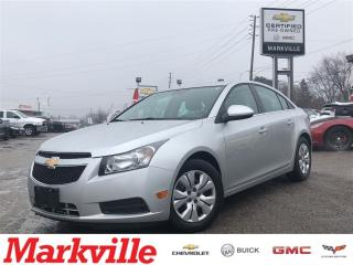 Used 2014 Chevrolet Cruze 1LT- GM CERTIFIED PRE-OWNED- 1 OWNER TRADE for sale in Markham, ON