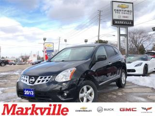 Used 2013 Nissan Rogue 4 NEW TIRES-CERTIFIED PRE-OWNED- 1 OWNER TRADE for sale in Markham, ON