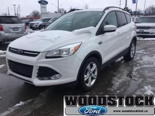 Used 2015 Ford Escape SE - Bluetooth -  Heated Seats for sale in Woodstock, ON