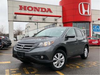 Used 2014 Honda CR-V EX, excellent condition, roadsport original for sale in Toronto, ON