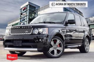 Used 2013 Land Rover Range Rover Sport V8 Supercharged Autobiography Navigation| Air Susp for sale in Thornhill, ON