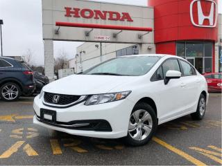 Used 2015 Honda Civic Sedan LX, SOLD priced to sell fast for sale in Scarborough, ON