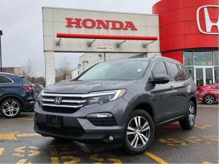 Used 2016 Honda Pilot EX-L, ORIGINAL ROADSPORT VEHICLE for sale in Toronto, ON
