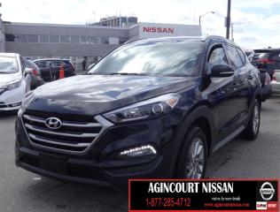 Used 2017 Hyundai Tucson SE |BLIND SPOT|BACKUP CAMERA|BLUETOOTH| for sale in Scarborough, ON
